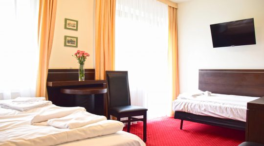 Hotelzimmer – 3 Personen