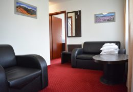 2-room studio  (2–3 persons)