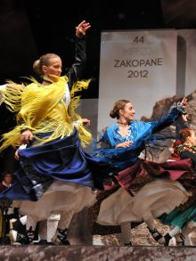 46th International Festival  of Highland Folklore in Zakopane