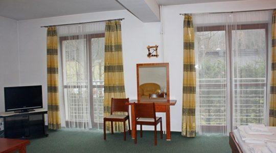 Wohnung mit 2 Zimmer (4-6 Personen)