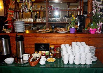 Villa Halka food