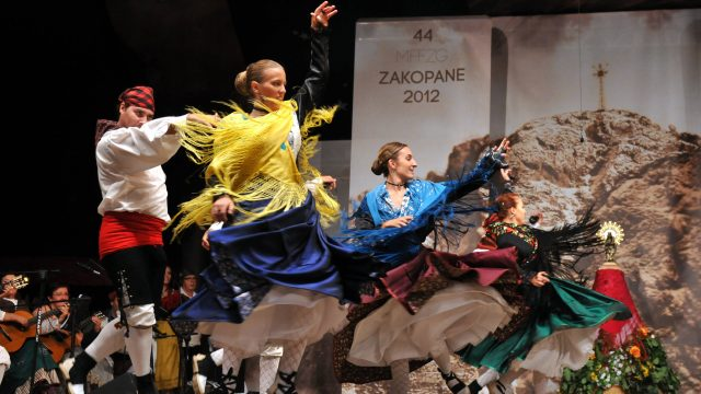 46th International Festival  of Highland Folklore in Zakopane