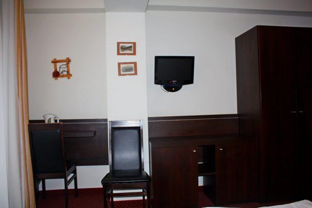 Hotel double room